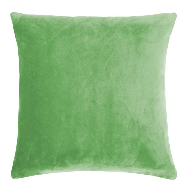 SMOOTH rich green 50x50 Cushion Cover