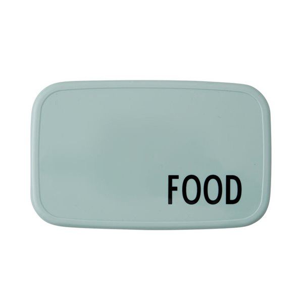 FOOD & LUNCH Box green