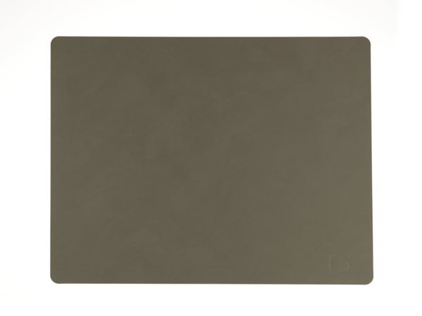 SQUARE L army green Tablemat 37x44cm