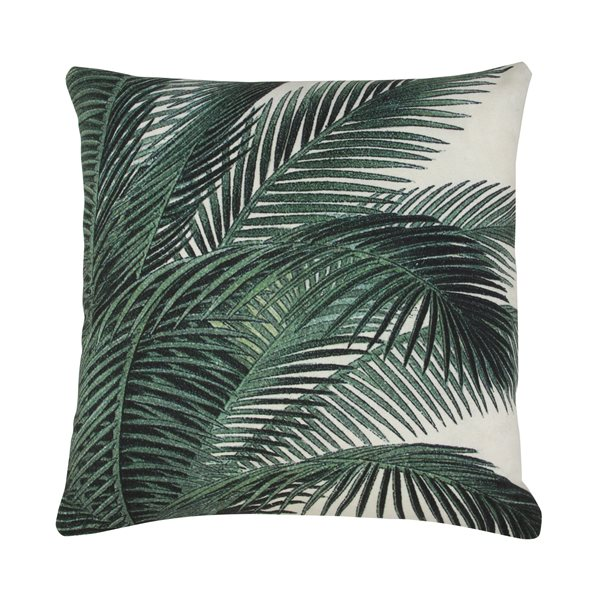 PALM LEAVES 45x45cm Cushion