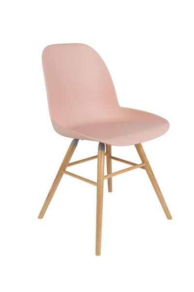 ALBERT old pink Chair