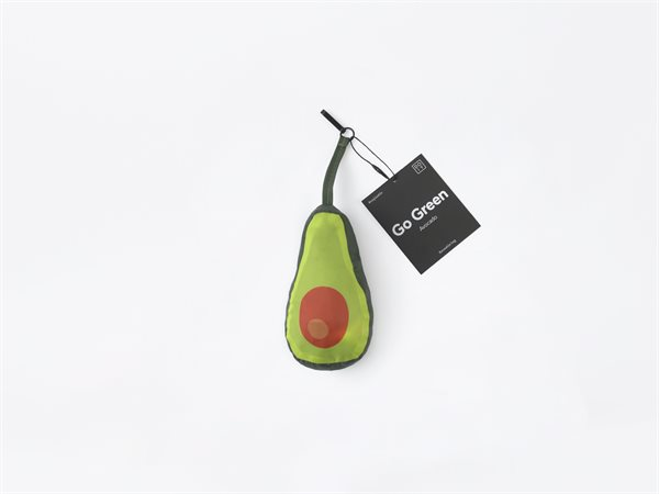 AVOCADO Go Green Reusable Bag