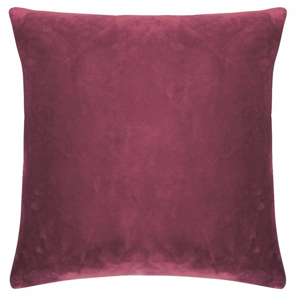 SMOOTH fuchsia 40x40 cm Cushion Cover