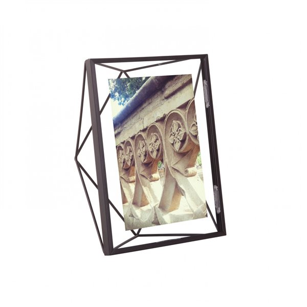PRISMA black 13 x 18 cm Photo Display