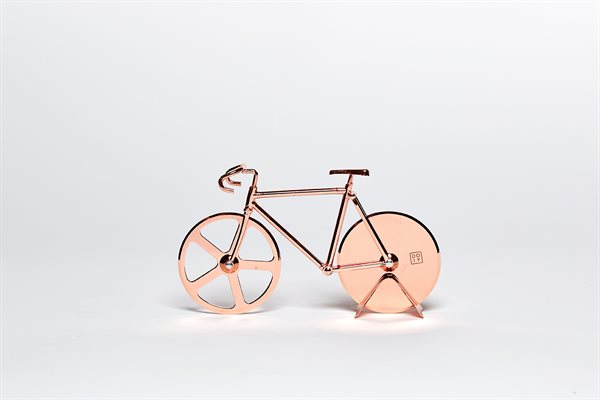 FIXIE copper Pizza Cutter