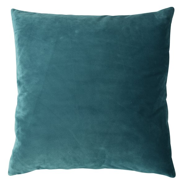 SMOOTH emerald 50x50 Kissenhülle