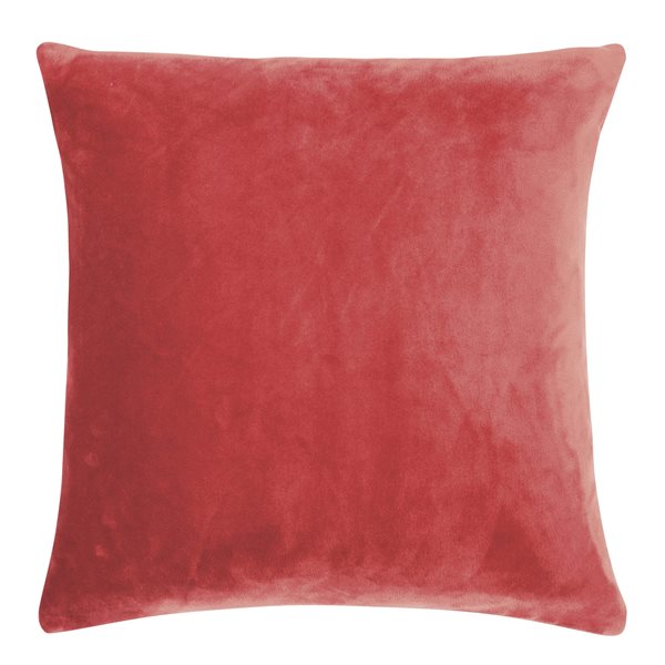 SMOOTH apricot 50x50 Cushion Cover