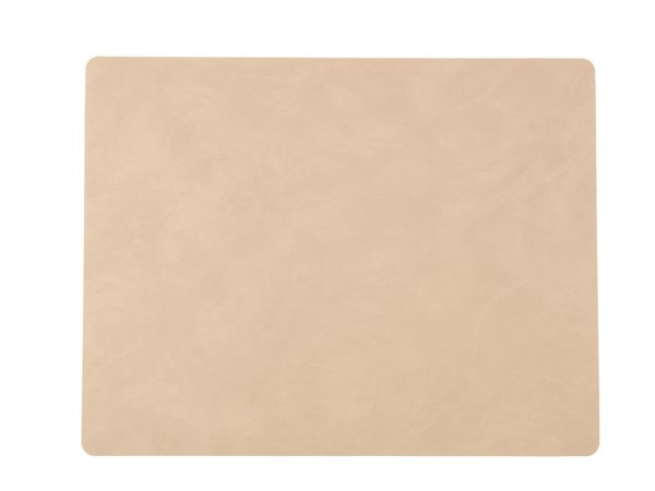 SQUARE L sand Tablemat 37x44cm