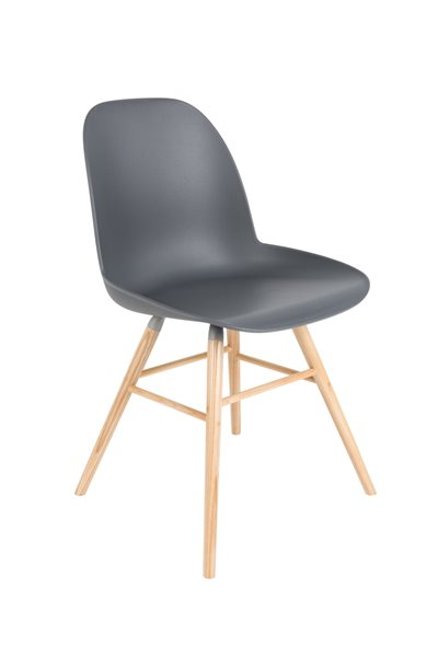 ALBERT dark grey Chair