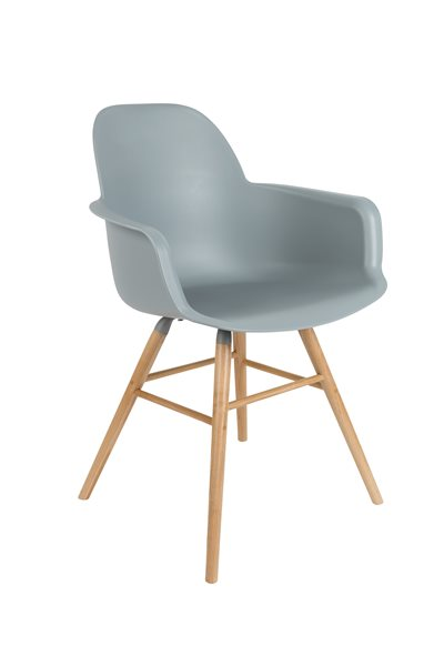 ALBERT light grey Armchair