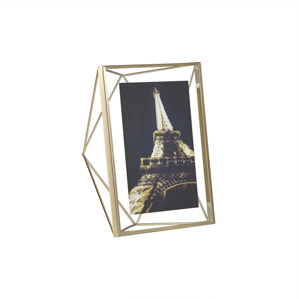 PRISMA matbrass 13 x 18 cm Photo Display