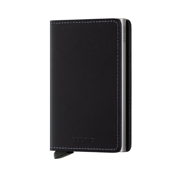 S-ORIGINAL Black Slimwallet