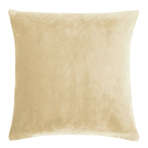 SMOOTH natural 50x50 Cushion Cover