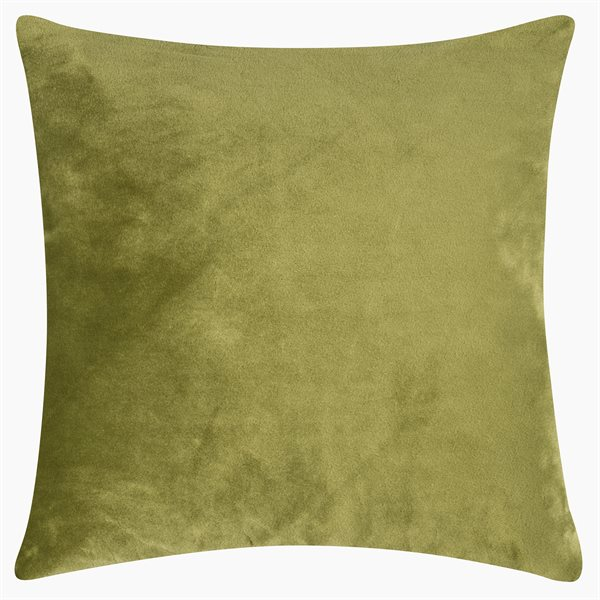 SMOOTH light green 40x40 Cushion Cover