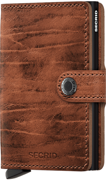 M-DUTCH MARTIN Whiskey Miniwallet