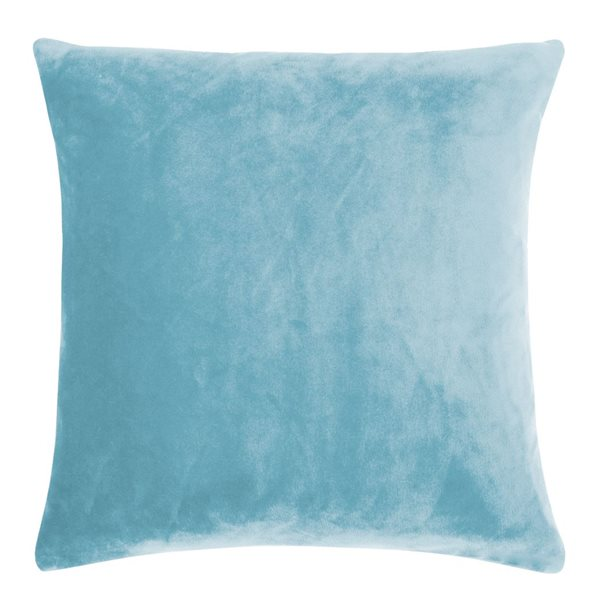 SMOOTH aqua 50x50 Cushion Cover
