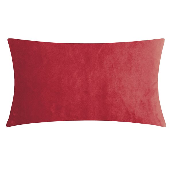 SMOOTH apricot 25x50 Cushion Cover