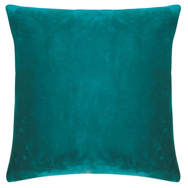 SMOOTH petrol 50x50 Cushion Cover