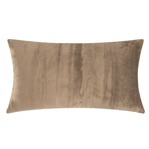 SMOOTH beige 25x50 Cushion Cover