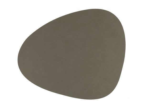 CURVE L army green Tablemat 37x44cm