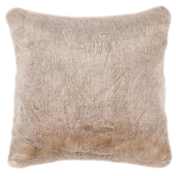 CHAMPAGNE natural 48x48cm cushion cover