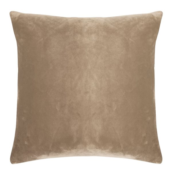 SMOOTH beige 50x50 Cushion Cover