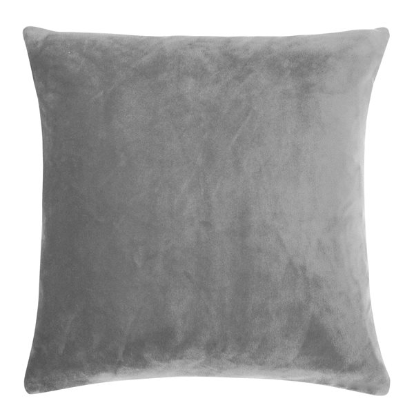 SMOOTH light grey 40x40 Cushion Cover